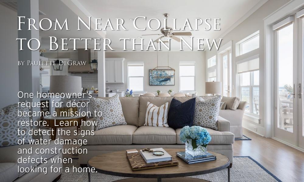 Coastal Luxury Magazine Feature